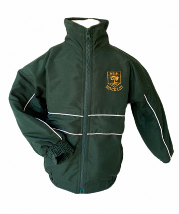 Hockley P.E. Track Top - Green